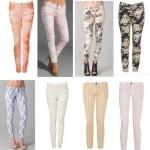 517424 Aposte nas calças estampadas e coloridas. Foto divulgação 150x150 Modelos de calças para o verão 2013