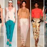 517424 Vários modelos podem ser usados combinando com diferentes peças de roupas. Foto divulgação 150x150 Modelos de calças para o verão 2013