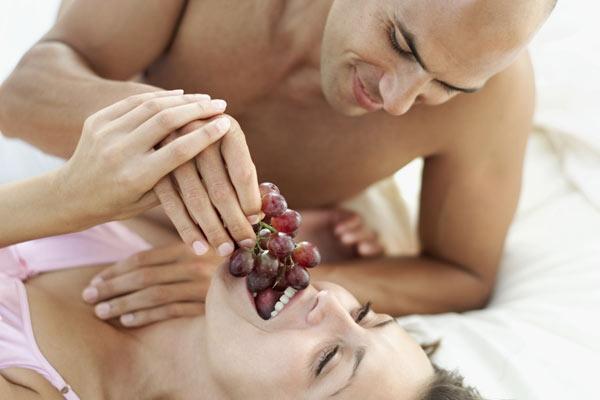 517709 As uvas elevam os hormônios tanto masculinos quanto femininos. Foto divulgação Frutas afrodisíacas, quais são