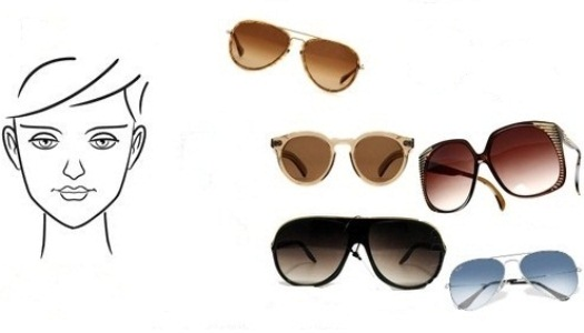 518218 Óculos de sol para rosto fino.4 Óculos de sol para rosto fino