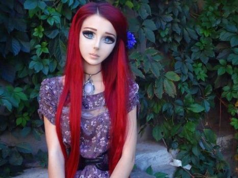 518865 Mulheres que parecem bonecas fotos 21 Mulheres que parecem bonecas: fotos