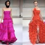 518962 As fendas são ótimas opções para vestidos com babados. Foto divulgação 150x150 Vestidos de Babados Longos   Modelos, Fotos