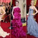518962 Os vestidos com babados são indicados para mulheres mais magras pois proporcionam mais volume ao corpo. Foto divulgação 150x150 Vestidos de Babados Longos   Modelos, Fotos