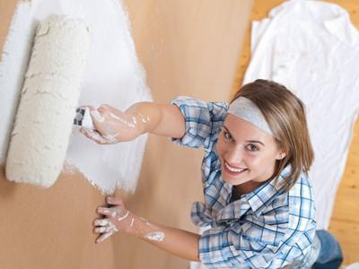 519305 Como preparar a parede para pintura Como preparar a parede para pintura
