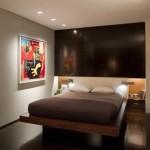 519375 quartos com parede de cor escura fotos 23 150x150 Quartos com paredes de cor escura: fotos