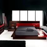 519375 quartos com parede de cor escura fotos 30 150x150 Quartos com paredes de cor escura: fotos