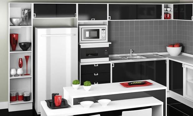 519573 Balcão ilha na cozinha 6 Balcão ilha na cozinha: saiba mais
