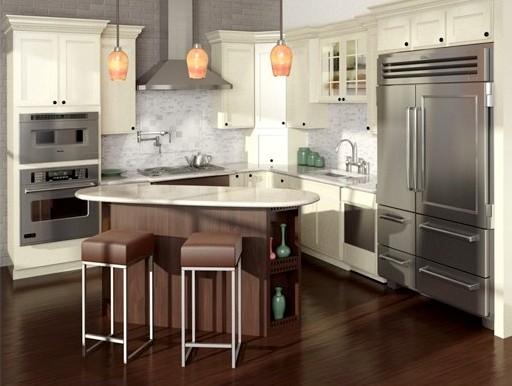 519573 Balcão ilha na cozinha 7 Balcão ilha na cozinha: saiba mais
