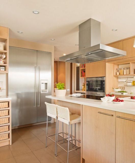 519573 Balcão ilha na cozinha Balcão ilha na cozinha: saiba mais