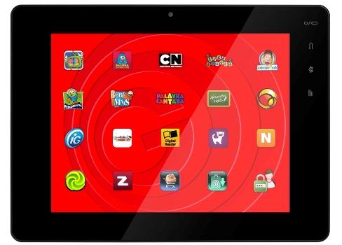 519597 Tablet gradiente infantil preços onde comprar Tablet Gradiente infantil, preços, onde comprar