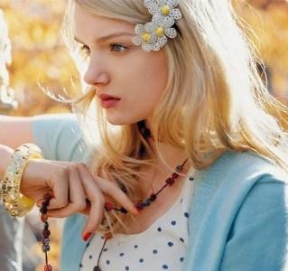 Enfeitar cabelo com flores: dicas, fotos