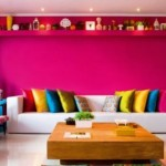 519911 As decorações coloridas são ótimas opções para sala de visitas. Foto divulgação 150x150 Cores para sala de visitas: dicas, fotos