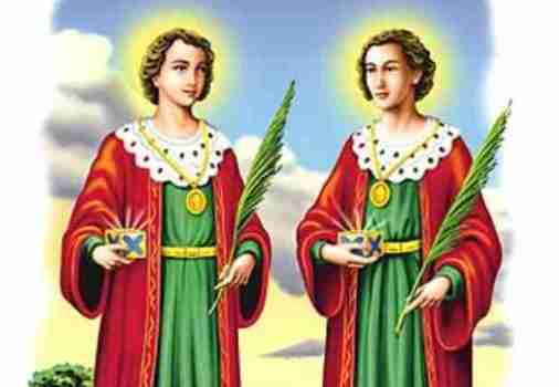 520071 27 de setembro Dia de Cosme e Damião 27 de setembro: Dia de Cosme e Damião