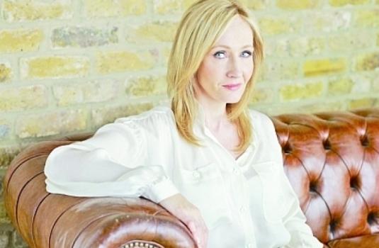 520382 J.K.Rowling quer escrever novos livros de Harry Potter 1 J.K.Rowling quer escrever novos livros de Harry Potter