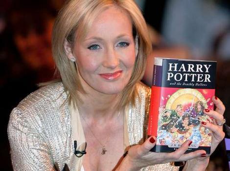 520382 J.K.Rowling quer escrever novos livros de Harry Potter 2 J.K.Rowling quer escrever novos livros de Harry Potter