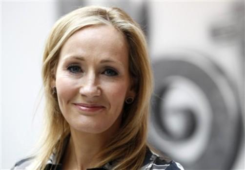 520382 J.K.Rowling quer escrever novos livros de Harry Potter J.K.Rowling quer escrever novos livros de Harry Potter