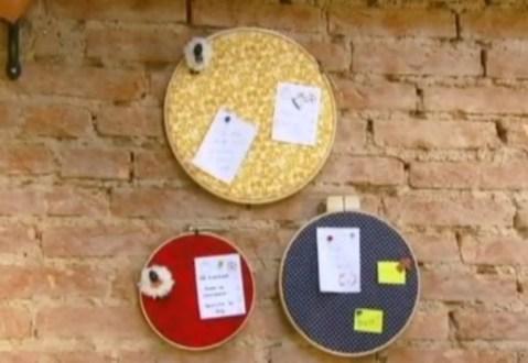 520421 Objetos de escritório feitos com materiais recicláveis 5 Objetos de escritório feitos com materiais recicláveis