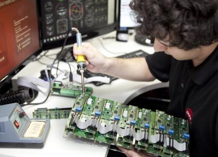 520541 Curso de qualificação Eletroeletrônica Senai 2013 1 Curso de qualificação Eletroeletrônico   Senai 2013