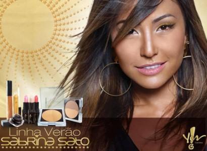 520745 Linha de maquiagem Sabrina Sato Yes.9 Linha de maquiagem Sabrina Sato Yes! para o verão