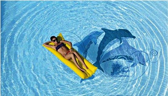 521058 Adesivos decorativos para piscinas 2 Adesivos decorativos para piscinas