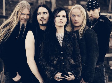 521856 Floor Jansen é a nova vocalista do Nightwish 2 Floor Jansen é a nova vocalista do Nightwish