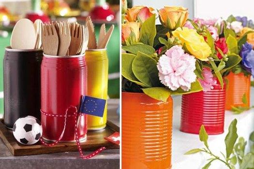 521882 Decoração da cozinha com objetos reciclados 2 Decoração da cozinha com objetos reciclados