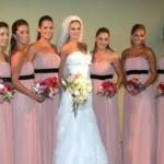 522655 A noiva deve ser a que mais se descata nessa ocasião. Foto divulgação 150x150 Vestidos para dama de honra adulta: fotos