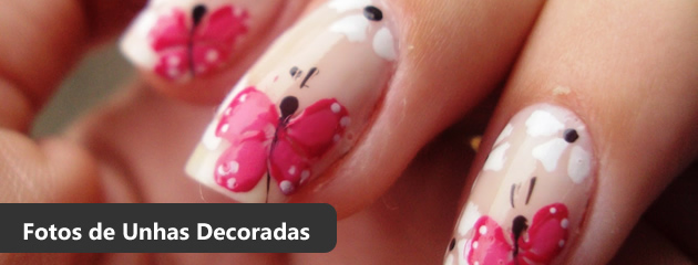 52323 fotos de unhas decoradas Unhas Decoradas Fotos