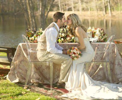 523886 Decoração de casamento em estilo americano fotos 6 Decoração de casamento em estilo americano: fotos