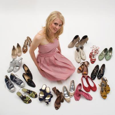 524236 Escolha o sapato de acordo com seu tipo de perna. Foto divulgação O sapato certo para cada tipo de pernas