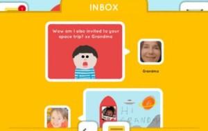 Maily: o primeiro email para criança