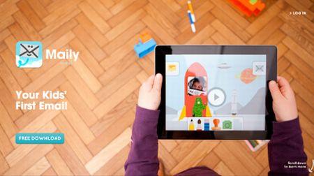 525325 maily o primeiro email para criancas Maily: o primeiro email para criança