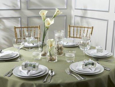 de casamento simples 150x150 Mesa de casamento simples como decorar
