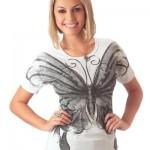 525801 Várias estampas de borboletas podem ser encontradas nas roupas. Foto divulgação 150x150 Roupas com estampa de borboleta: verão 2013