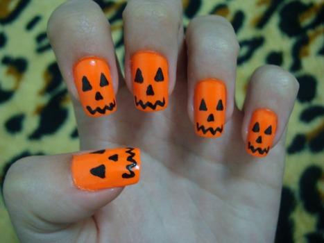 526330 Ideias criativas de unhas decoradas para halloween 7 Ideias criativas de unhas decoradas para Halloween