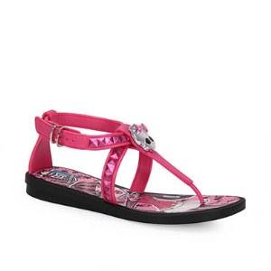 526402 Linha de sandálias Monster High.6 Linha de sandálias da Monster High