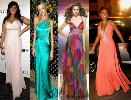 527045 Os vestidos longos e lisos são os mais indicados para as convidadas de formaturas mais sofisticadas. Foto divulgação Convidada de formatura: o que vestir: fotos