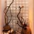 Decoração com tijolos de vidro: fotos