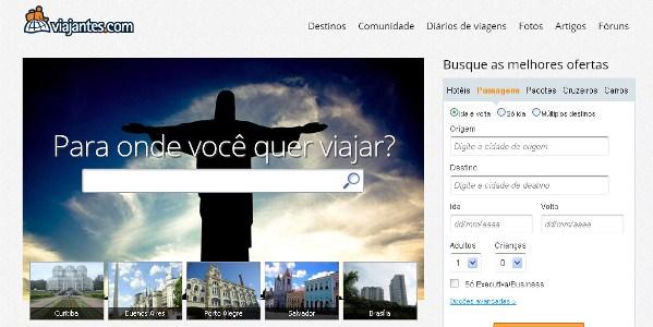 528454 Viajantes.com rede social de turistas.1 Viajantes.com: rede social de turistas