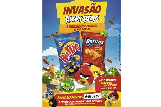 529232 promocao invasao angry birds pepsiCo 2 Promoção Invasão Angry Birds PepsiCo