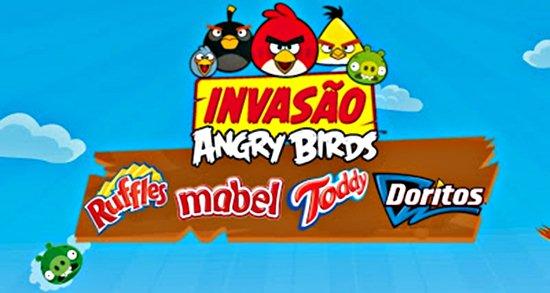 529232 promocao invasao angry birds pepsiCo 3 Promoção Invasão Angry Birds PepsiCo