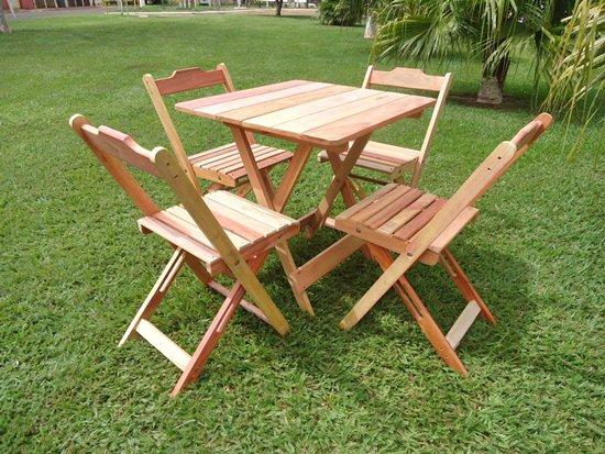 529501 jogo de mesa e cadeiras de madeira onde comprar 1 Jogo de mesa e cadeiras de madeira, onde comprar