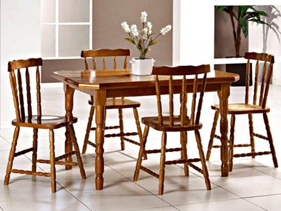 529501 jogo de mesa e cadeiras de madeira onde comprar 3 Jogo de mesa e cadeiras de madeira, onde comprar