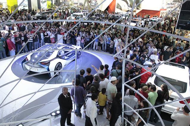 529713 Salão do Automóvel em São Paulo 2012 datas novidades 2 Salão do Automóvel em São Paulo 2012: datas, novidades