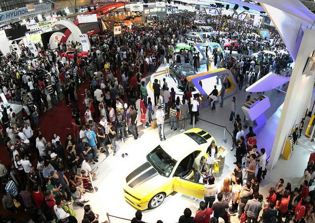 529713 Salão do Automóvel em São Paulo 2012 datas novidades Salão do Automóvel em São Paulo 2012: datas, novidades