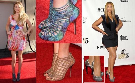 529850 As roupas de festa devem combinar com os sapatos.Foto divulgação Como combinar roupa de festa com sapato