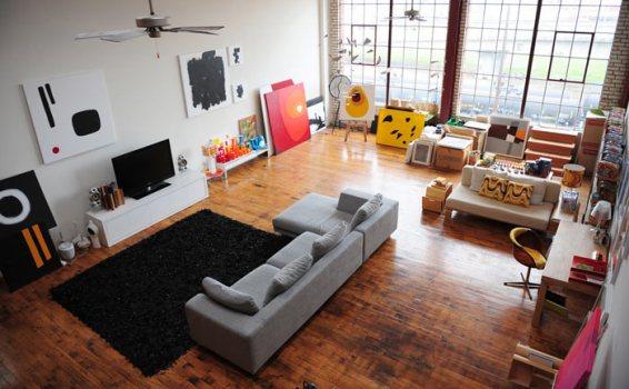 529974 Loft alugado como decorar Loft alugado: como decorar