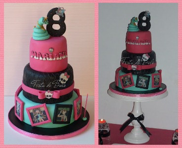 530064 Decoração de festa Monster High.5 Decoração de festa Monster High