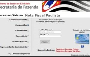 NFP Consulta | www.nfp.fazenda.sp.gov.br