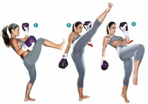 531371 O muay thai trabalha quase todas as partes do corpo proporcionando condicionamento físico.Foto divulgação Muay Thai: benefícios, dicas